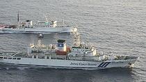 Tokyo triệu đại sứ TQ vì 2 tàu kiểm ngư xâm phạm lãnh thổ