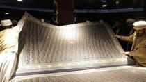 Sách kinh Qur'an lớn nhất thế giới