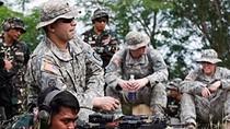 Mỹ tăng cường hiện diện quân sự tại Philippines