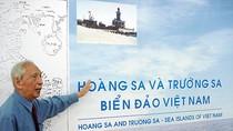 Trung Quốc xây cầu tàu tại quần đảo Hoàng Sa của Việt Nam
