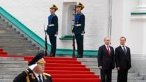 Tổng thống Putin chính thức đề cử ông Medvedev làm Thủ tướng Nga