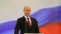 Tin tặc tấn công trang web của tổng thống Putin