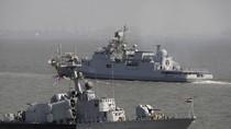 Hải quân Mỹ - Hàn Quốc - Nhật Bản tập trận chung