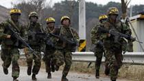 Hàn Quốc xây căn cứ hải quân trên đảo giáp Triều Tiên