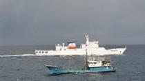 Ảnh: Đội 30 tàu cá, ngư chính Trung Quốc xâm phạm quần đảo Trường Sa