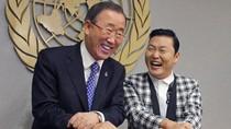 Tổng thư ký LHQ nhảy điệu Gangnam Style