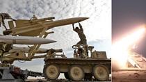 Iran phóng tên lửa trong cuộc tập trận Velayat-4