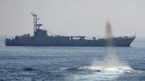 Iran bắn thử thành công tên lửa, ngư lôi trong tập trận Hải quân