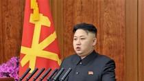 Kim Jong-un kêu gọi xoa dịu căng thẳng 2 miền trong thông điệp năm mới