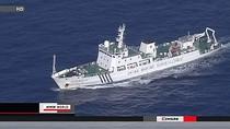 NHK: Tàu Trung Quốc xâm phạm Senkaku với thời gian kỷ lục năm 2012