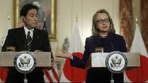 Ngoại trưởng Hillary Clinton: Bắc Kinh đừng động đến Senkaku!