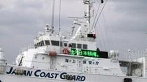 Nhật Bản bắt giữ tàu cá Trung Quốc đột nhập khai thác trộm san hô