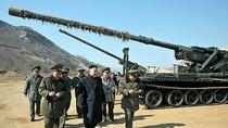 Seoul thất vọng vì Mỹ từ chối điều tàu sân bay kiềm chế Triều Tiên