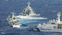 Video: Những pha đương đầu Hải giám TQ ở Senkaku của CSB Nhật Bản