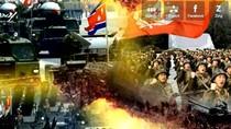 """Video """"chế"""": Triều Tiên giải phóng Seoul, bắt 150 ngàn tù binh Mỹ"""