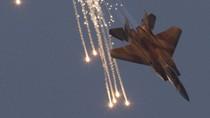 Không quân Israel lại không kích Syria làm rung chuyển Damascus