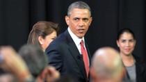 Tổng thống Mỹ Obama: Israel có quyền không kích Syria