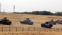 Thổ Nhĩ Kỳ và Israel đồng thời tiến hành tập trận sát biên giới Syria