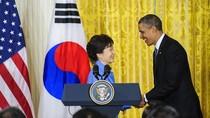 """Triều Tiên cay cú chỉ trích Tổng thống Hàn Quốc """"đê hèn, nịnh hót"""""""