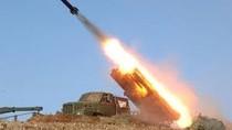 Triều Tiên bắn tên lửa thứ 4 trong 2 ngày liên tiếp