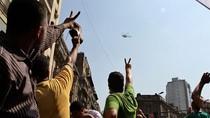 Người biểu tình Ai Cập: Quân đội nổ súng từ trực thăng