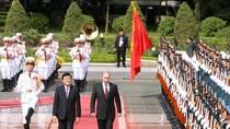 Video: Chủ tịch nước Trương Tấn Sang hội đàm với Tổng thống Putin