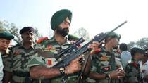 Binh sĩ Ấn Độ xả súng giết 5 đồng đội trước khi tự sát