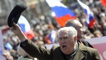 Thêm 4 thành phố Ukraine biểu tình đòi ly khai