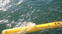 Tàu ngầm mini bỏ dở chuyến tìm kiếm MH370 đầu tiên vì biển quá sâu