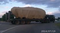 Video: Hệ thống Buk-M1 trở về Nga sau vụ bắn rơi MH17?