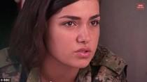 Video: Nữ chiến binh người Kurd tuẫn tiết trong vòng vây IS