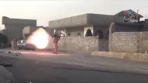 Video: Khủng bố IS hoạt động trong Kobani