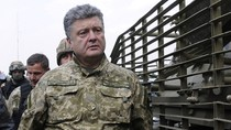 "Poroshenko: Nga tiếp tục ""xuất khẩu"" khủng bố sang Ukraine"
