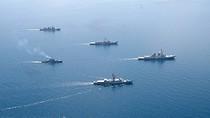 Mỹ muốn mở rộng quy mô và phạm vi tập trận chung trong Đông Nam Á