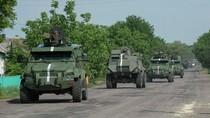 Ukraine: Chỉ còn 1/3 số xe bọc thép trang bị năm ngoái còn hoạt động