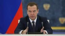 Medvedev: Nga có thể đánh bại khủng bố một mình nhưng phương Tây sẽ trả giá đắt