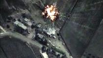 Video: Không quân Nga tiêu hủy 500 xe chở dầu, nhà máy lọc dầu của IS