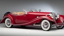 2,8 triệu euro cho siêu xế cổ Mercedes đời 1935