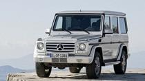 Siêu xe Mercedes-Benz G-Class 2013 - chinh phục mọi địa hình