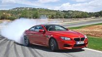 'Đốt lốp' BMW M6 hỏng, dân chơi Việt lên báo Tây