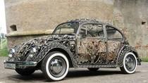 Volkswagen Beetle kiêu hãnh với bộ khung siêu độc đáo