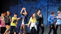 Thanh Bùi cùng học trò The Voice Kids khiến cả nghìn khán giả bùng nổ