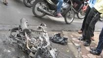 Hàng loạt xe Honda VN bốc cháy, có gì bất thường?