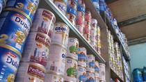 Choáng với đợt tăng giá mới của sữa ngoại