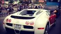 Chủ nhân bí ẩn của siêu xe Bugati Veyron ở TP.HCM là ai?