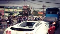 """Đưa siêu xe Bugatti Veyron về VN, thiếu gia Sài thành có """"chơi ngông""""?"""