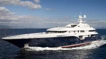 Thuê du thuyền 2 tỷ đồng/ngày du ngoạn Địa Trung Hải