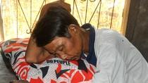 Người đàn ông không thể ngủ nằm suốt 2 năm ở Quảng Ngãi