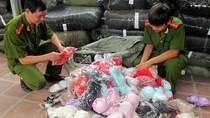 Hà Nội thu giữ hàng chục vạn chiếc áo ngực TQ nghi chứa chất lạ