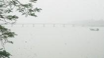 Cố đô Huế đẹp huyền ảo trong màn sương dày đặc